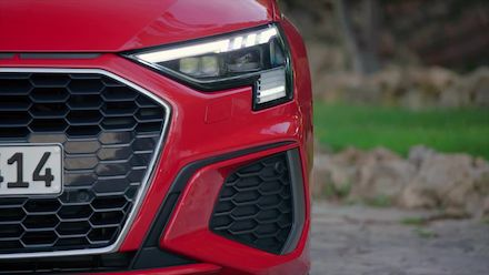 Audi A3 Sportback – Highlights (Footage)