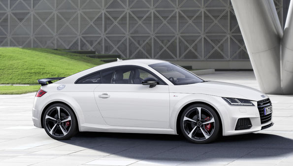 Audi TT Coupé S line competition - 1.