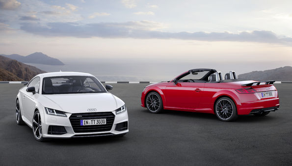 Audi TT Coupé S line competition - 4.