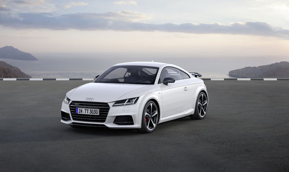 Audi TT Coupé S line competition - 5.