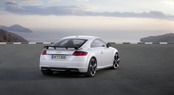 Audi TT Coupé S line competition - 6.
